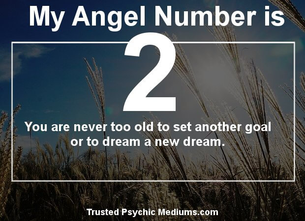 angel number 2 meaning