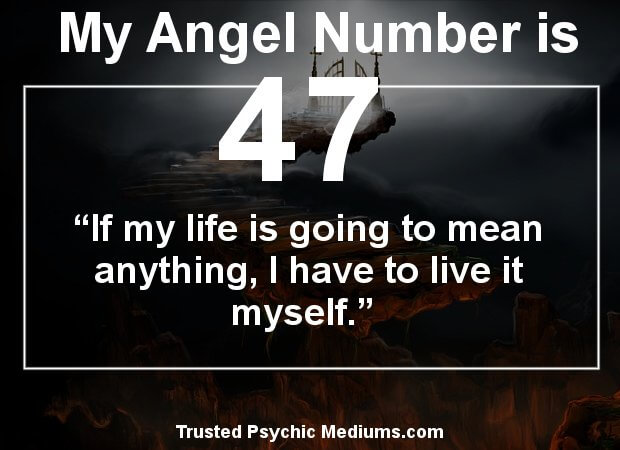 Angel Number 47 and its Meaning