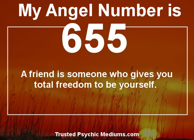 what does angel number 655 mean?