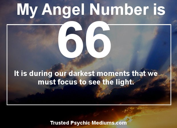 Angel Number 66 and its Meaning