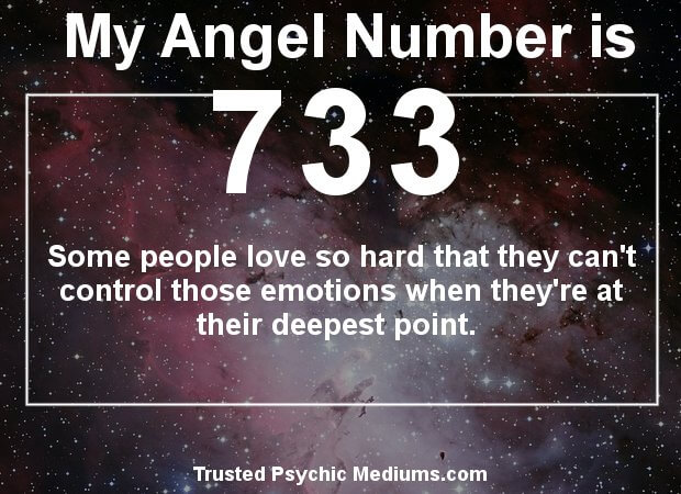 Angel Number 733 and its Meaning