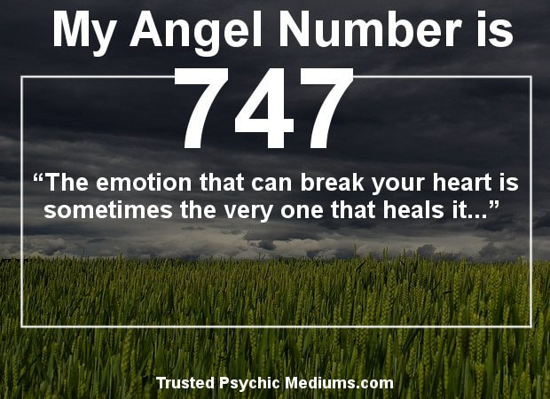 Angel Number 747 and its Meaning