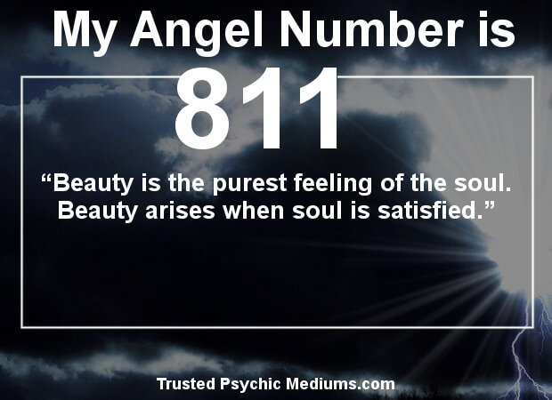 angel numbers 811