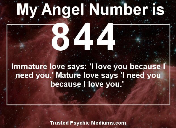 angel numbers 844
