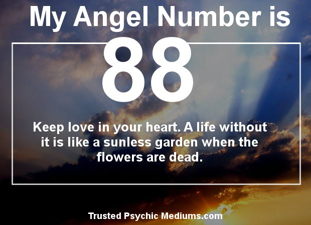Angel Number 88 and its Meaning