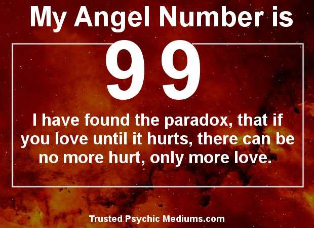 the meaning of number 99