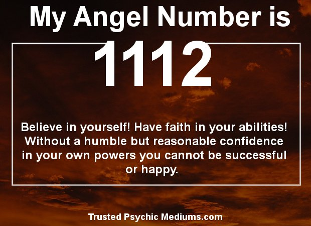 Angel Number 1112 and its Meaning