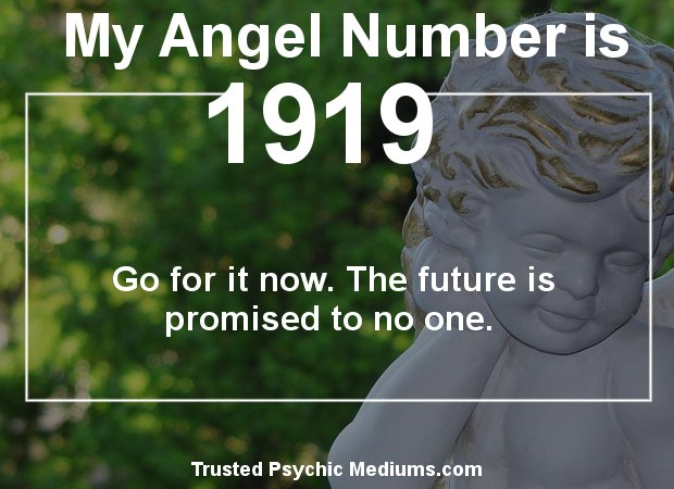 1919 angel number