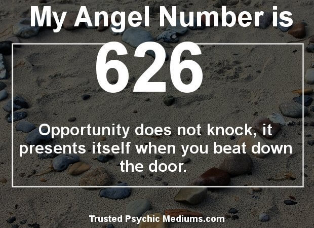 Angel Number 626 and its Meaning