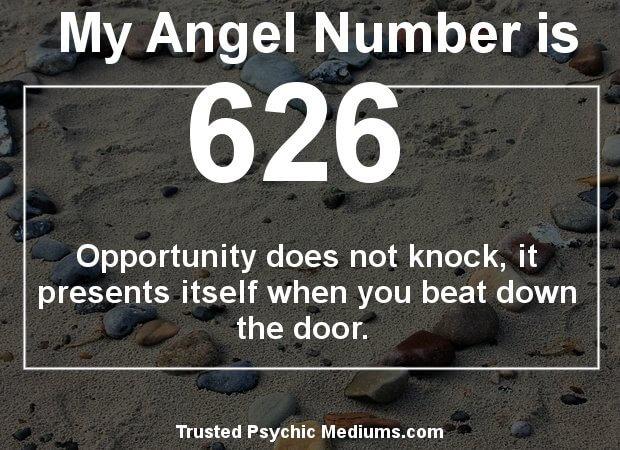 626 angel number