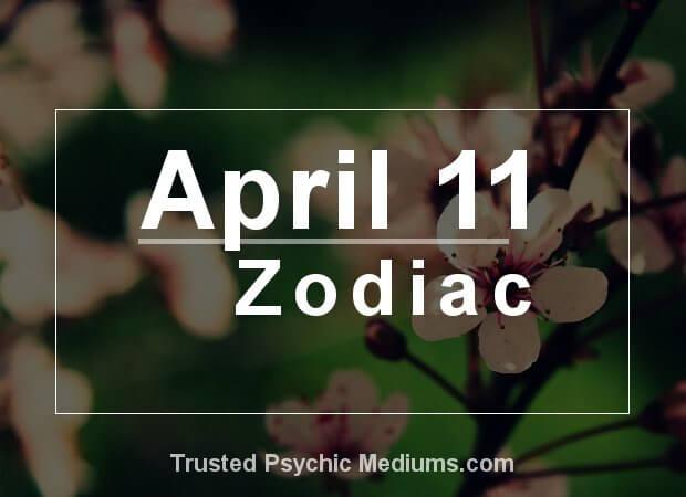 April 11 Zodiac