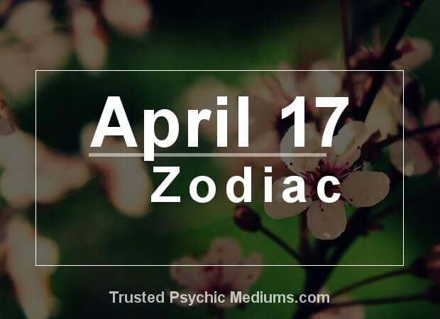 April 17 Zodiac