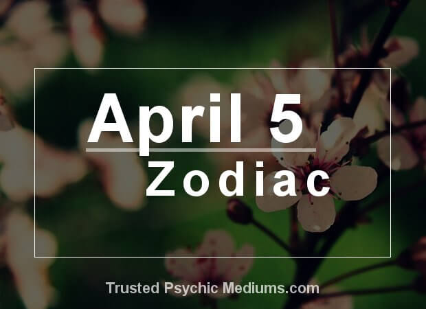 April 5 Zodiac