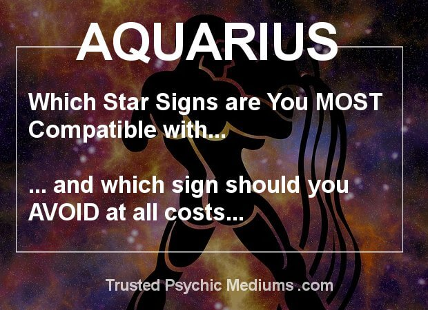 Which Star Signs Should Aquarius Date?