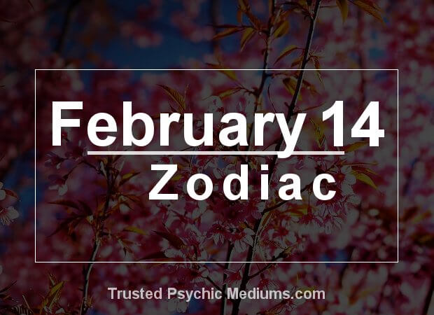 February 14 Zodiac