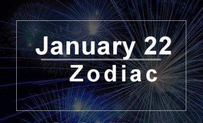january 22 zodiac complete birthday horoscope personality profile. Black Bedroom Furniture Sets. Home Design Ideas