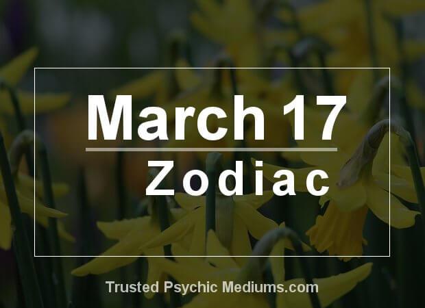 March 17 Zodiac