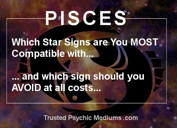 Which Star Signs Should Pisces Date?