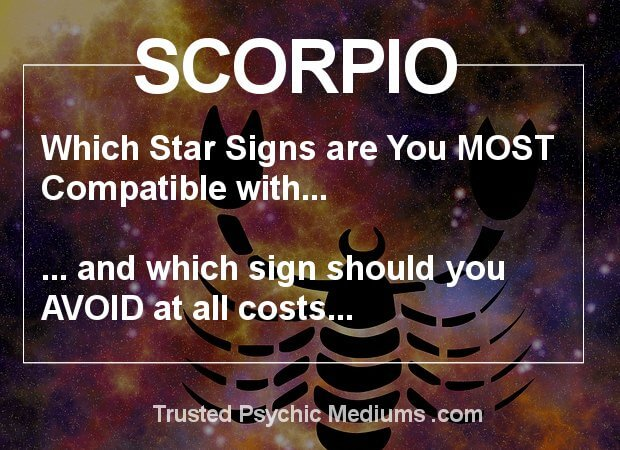 two scorpio signs dating