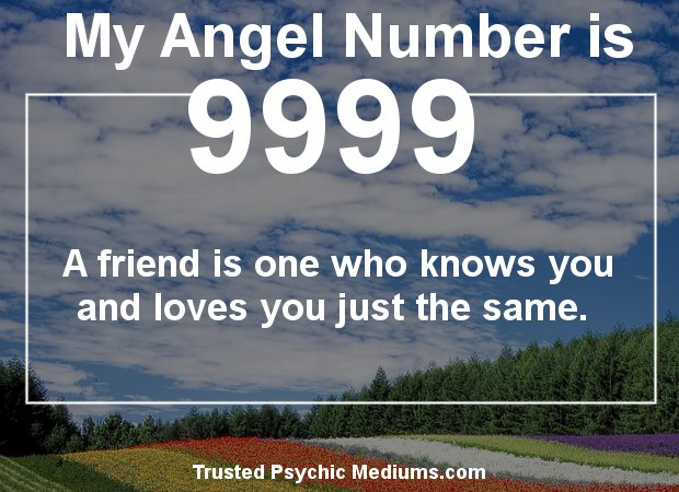 the meaning of angel number 9999