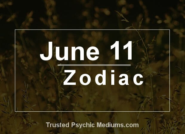 June 11 Zodiac