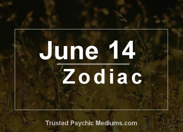 June 14 Zodiac