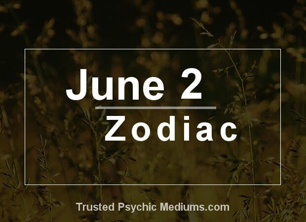 June 2 Zodiac