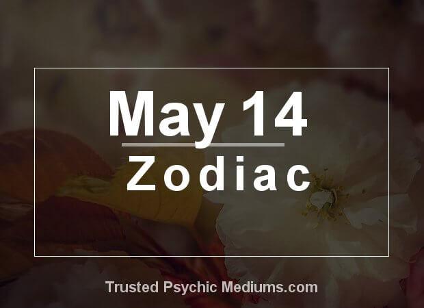 May 14 Zodiac