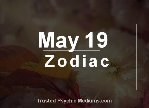 May 19 Zodiac