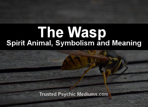 wasp symbolism