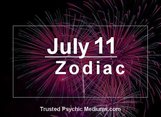 July 11 Zodiac