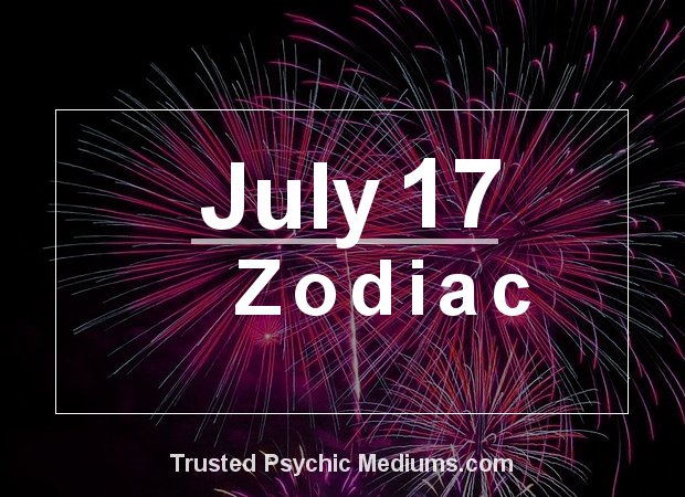 July 17 Zodiac