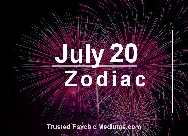 july 20 zodiac complete birthday horoscope and personality profile. Black Bedroom Furniture Sets. Home Design Ideas