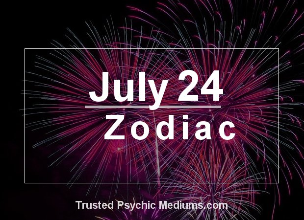 July 24 Zodiac