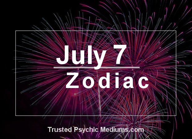 July 7 Zodiac