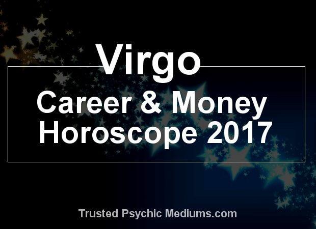 VIRGO Career horoscope 2017