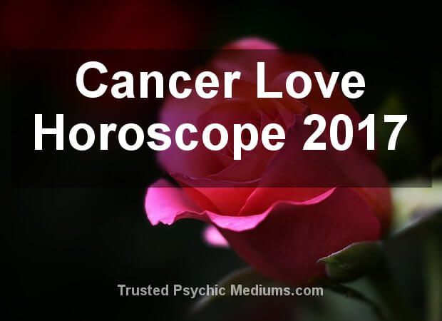 Cancer Love Horoscope 2017