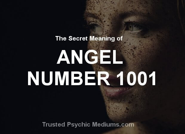 Angel Number 1001 and its Meaning