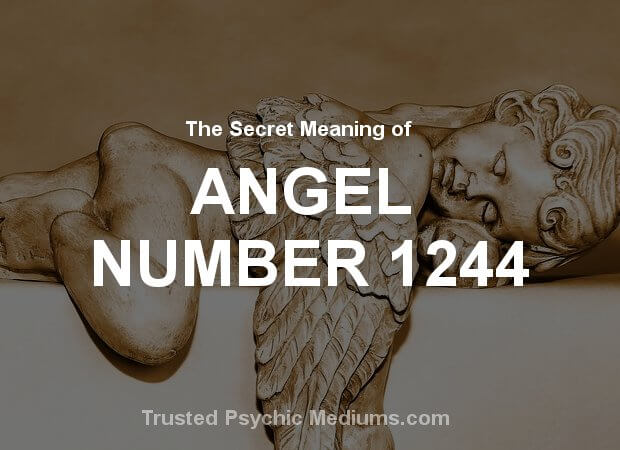 Angel Number 1244 and its Meaning