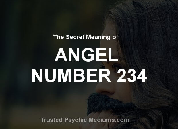 Angel Number 234 and its Meaning