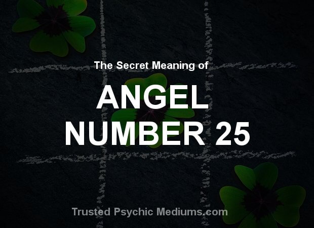 angel number 25