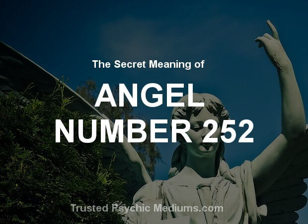 Angel Number 252 and its Meaning