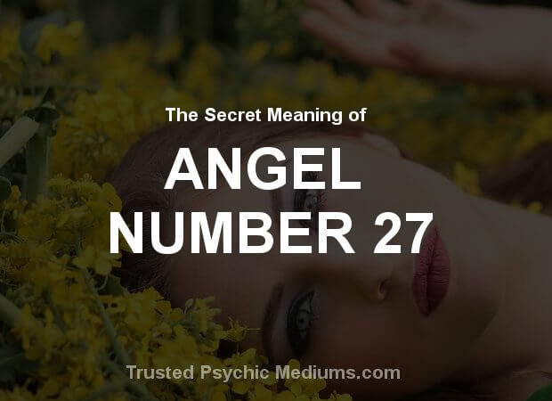 Angel Number 27 and its Meaning