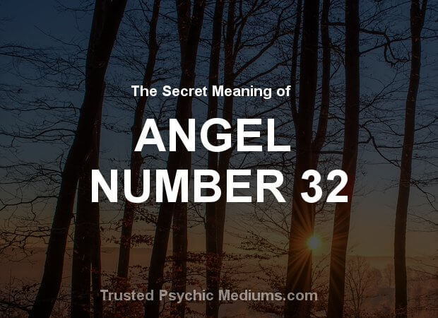 Angel Number 32 and its Meaning