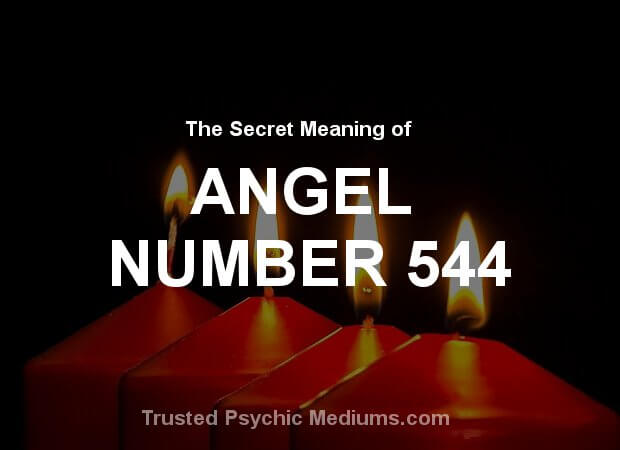Angel Number 544 and its Meaning