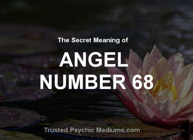 Angel Number 68 and its Meaning