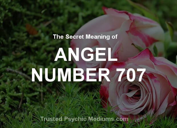 Angel Number 707 and its Meaning