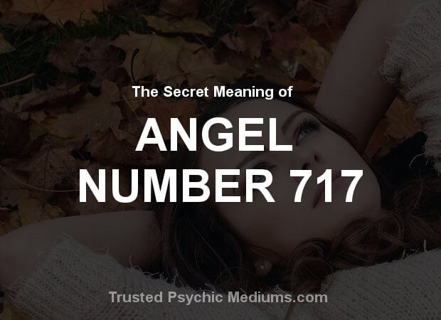 Angel Number 717 and its Meaning