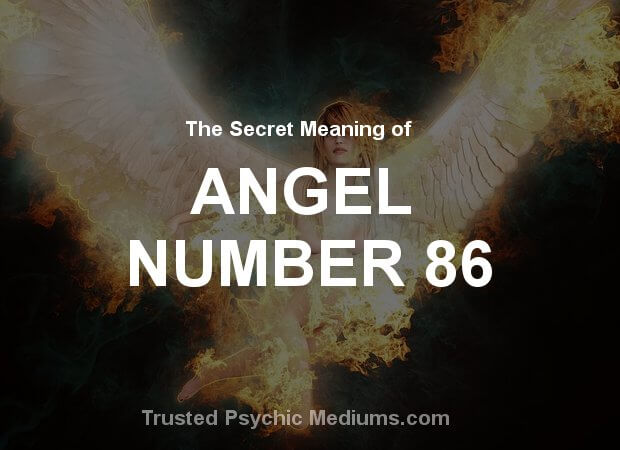 Angel Number 86 and its Meaning