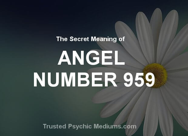 Angel Number 959 and its Meaning